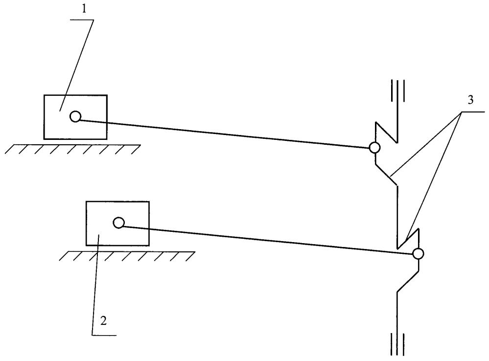 Устройство для уравновешивания инерционных сил