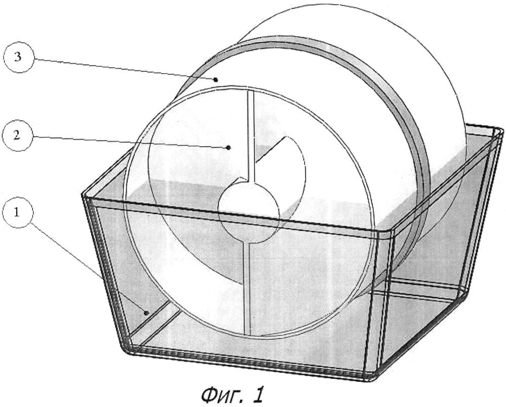 Шнековый вентилятор