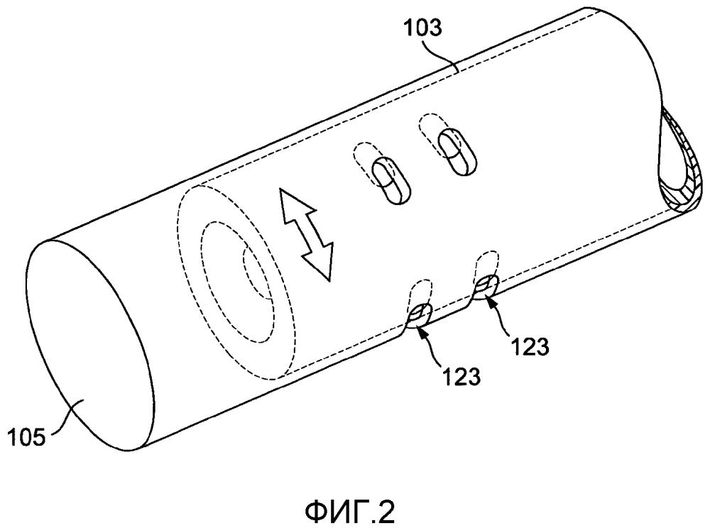 Устройство для генерирования аэрозоля с регулируемым воздушным потоком