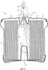 Диспенсер для статического подаваемого по центру рулона листового изделия без сердцевины
