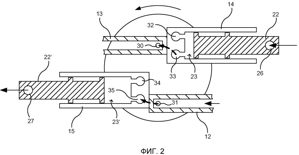 Поршневой насос; устройство для подачи и дозирования текучей среды для медицинских целей с помощью поршневого насоса