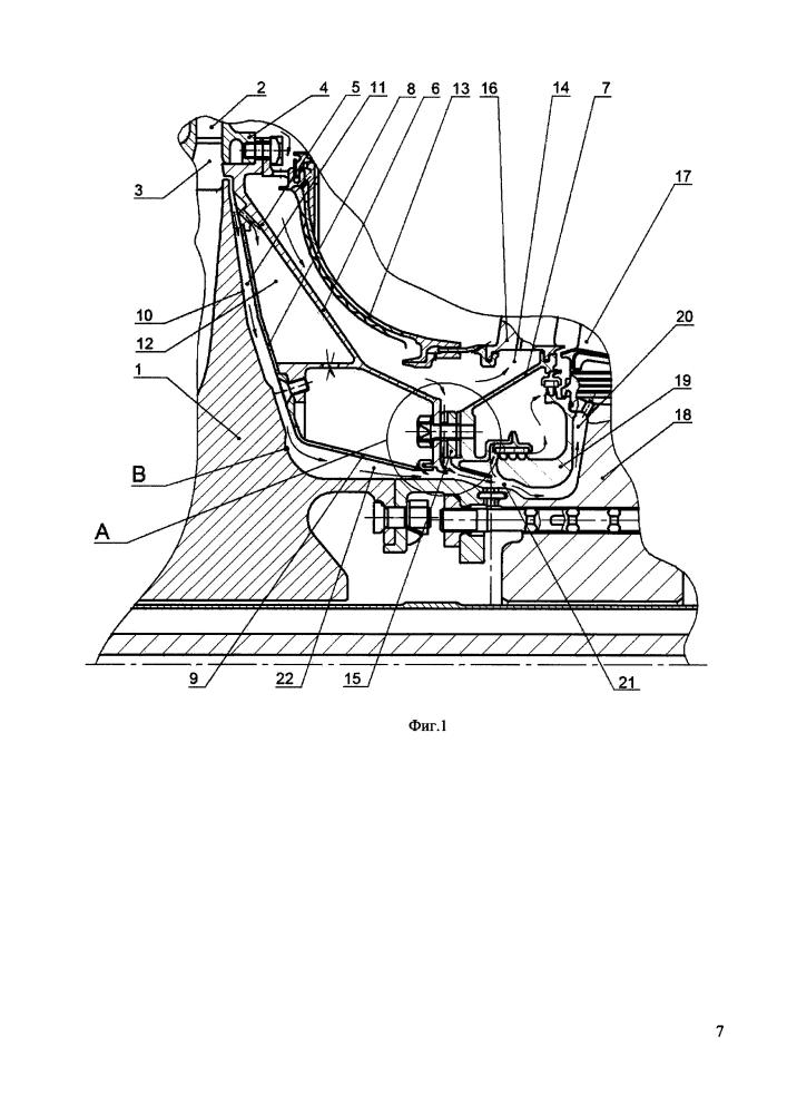 Газогенератор газотурбинного двигателя