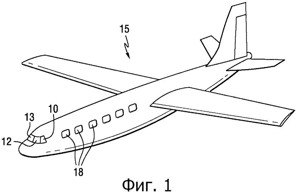 Система интеллектуального окна для аэрокосмического применения