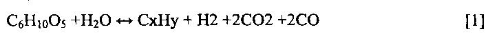 Способ получения водорода из биомассы