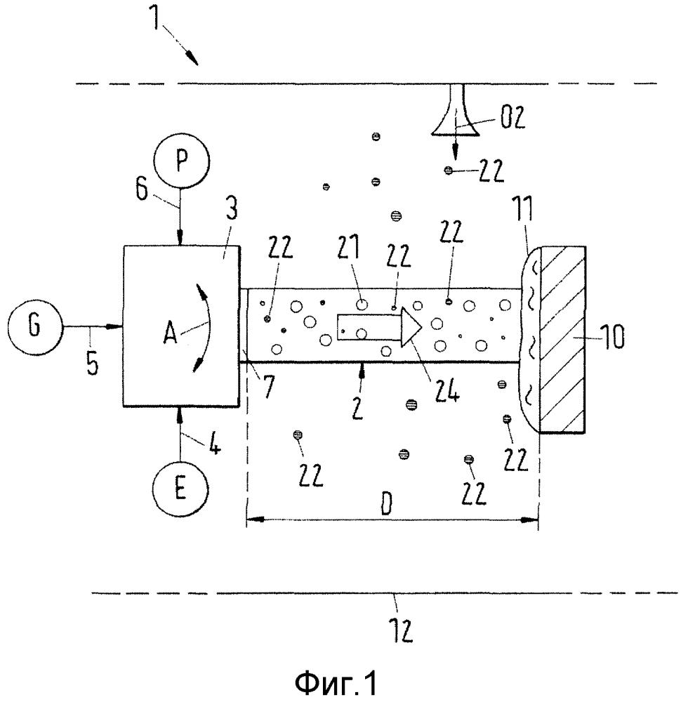 Способ плазменного напыления для изготовления ионопроводящей мембраны