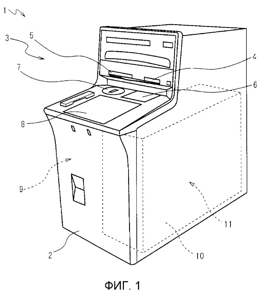 Устройство регулировки положения и устройство обработки бумажных листов