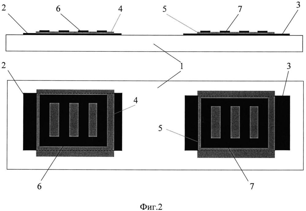 Фильтр на поверхностных акустических волнах