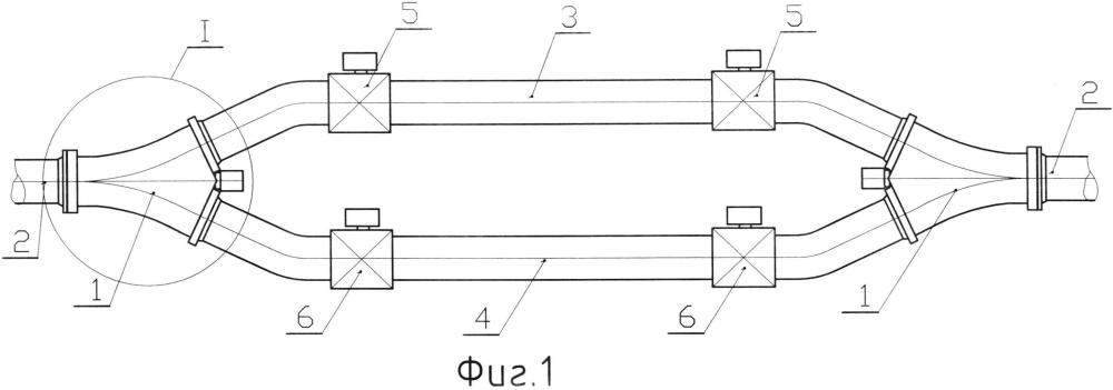 Соединение магистральных трубопроводов