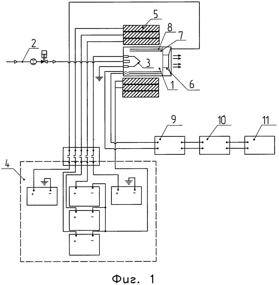 Электроракетный двигатель (варианты)