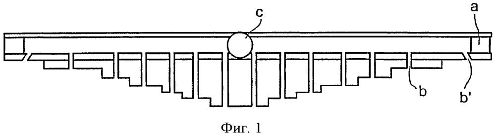 Способ и устройство для нанесения жидких реакционных смесей на покровный слой