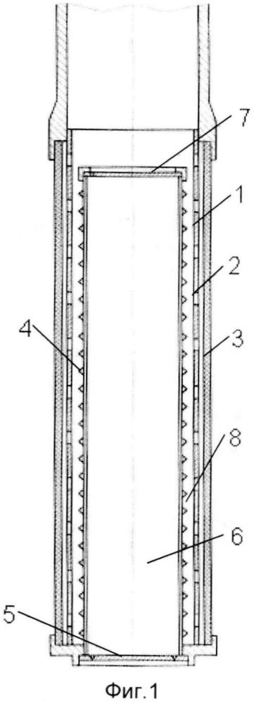 Фильтрующее скважинное устройство