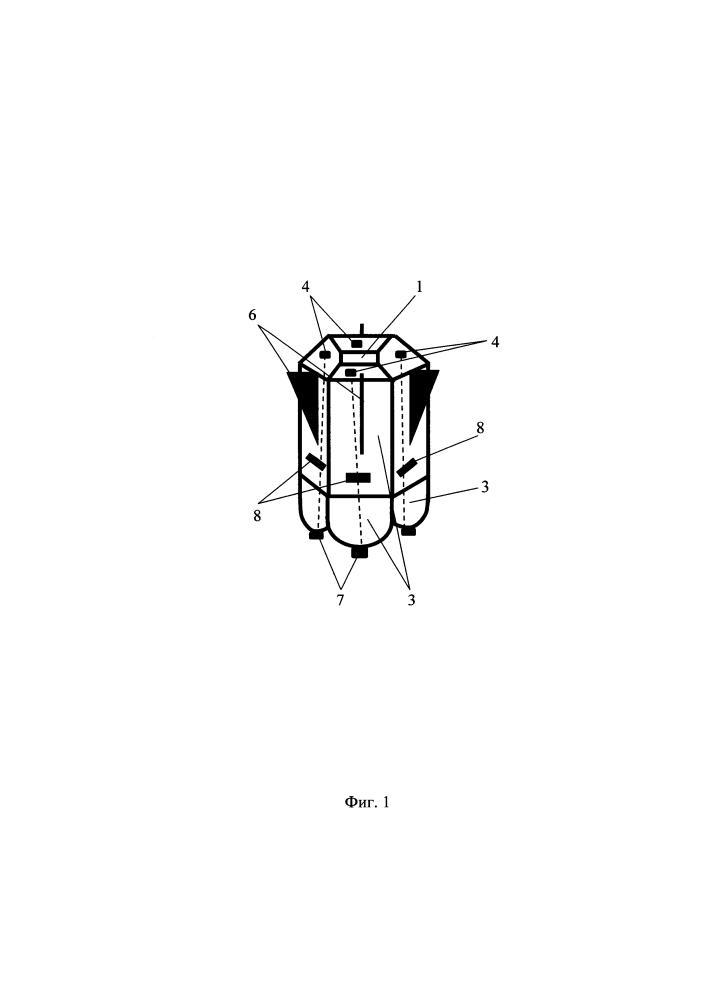 Способ повышения эффективности поражения целей объёмно-детонирующим боеприпасом
