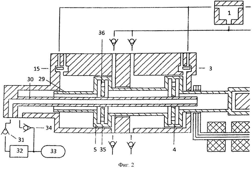 Способ охлаждения внешней камеры сгорания двухцилиндрового однотактного свободнопоршневого энергомодуля