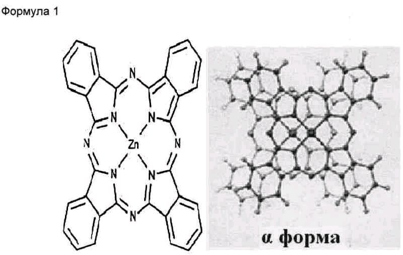 Нанонити альфа-формы фталоцианина цинка, обладающие повышенными растворимостью в воде и диспергируемостью в воде, композит альфа-формы нанонитей фталоцианина цинка/фенотиазина и способ их получения