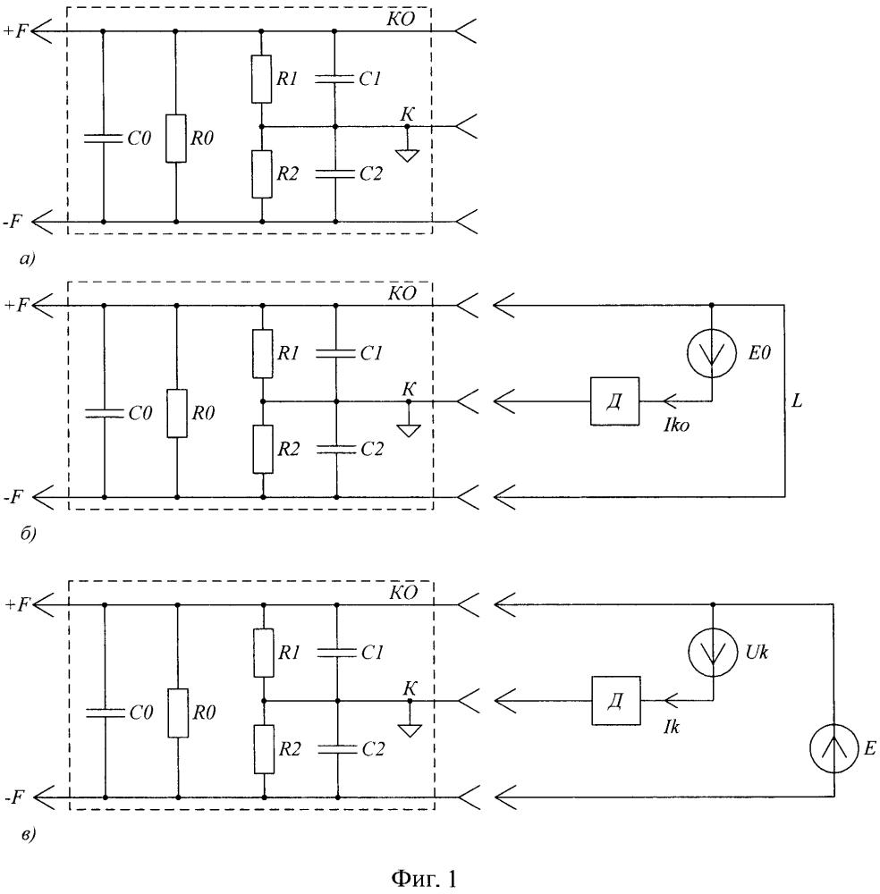 Способ контроля электрического сопротивления изоляции шин питания относительно корпуса