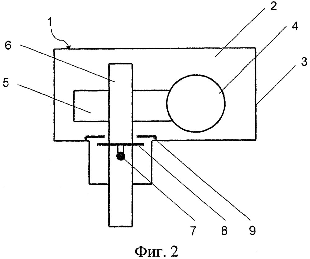 Ступенчатый выключатель с червячной передачей