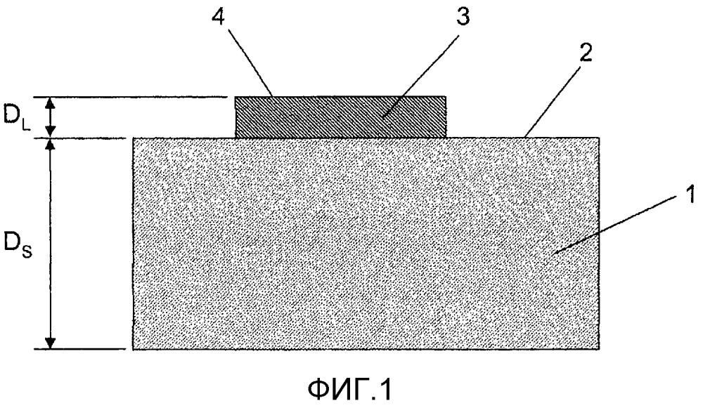 Способ изготовления металлизированной, состоящей из алюминия подложки