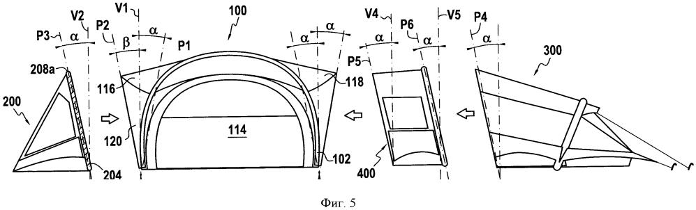 Система модульной палатки