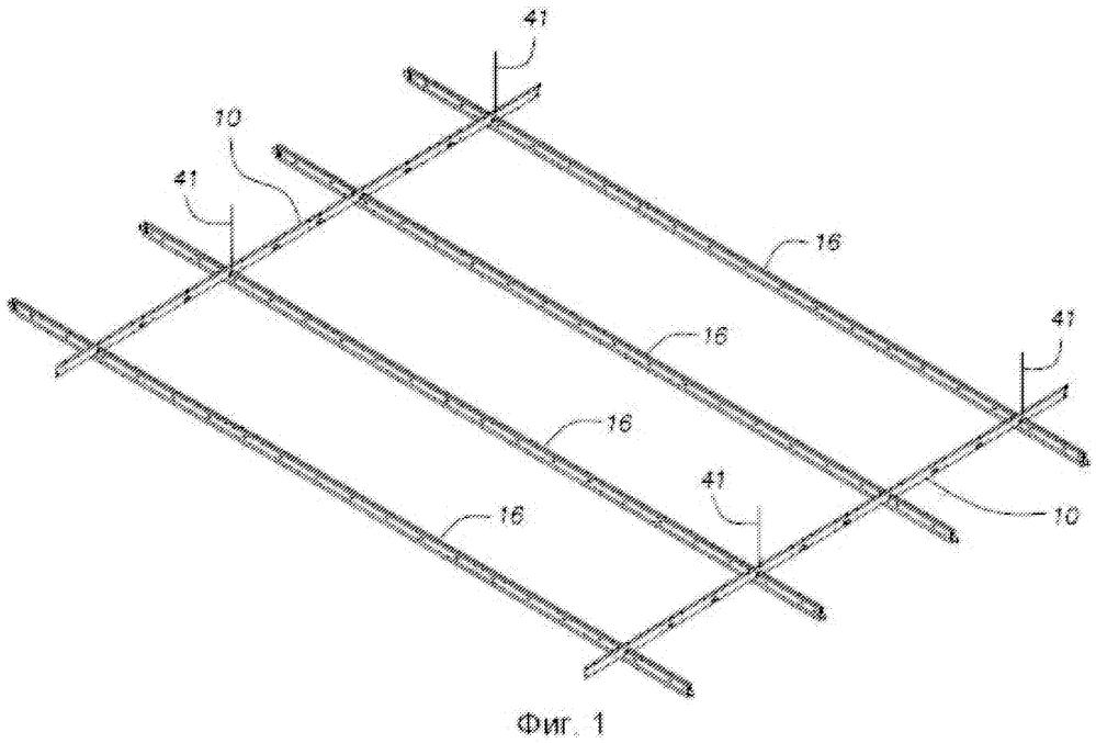 Траверса для подвесного крепления для несущей конструкции фальшпотолка