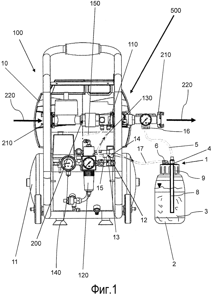 Устройство для введения реагента в транспортируемую по трубам текучую среду