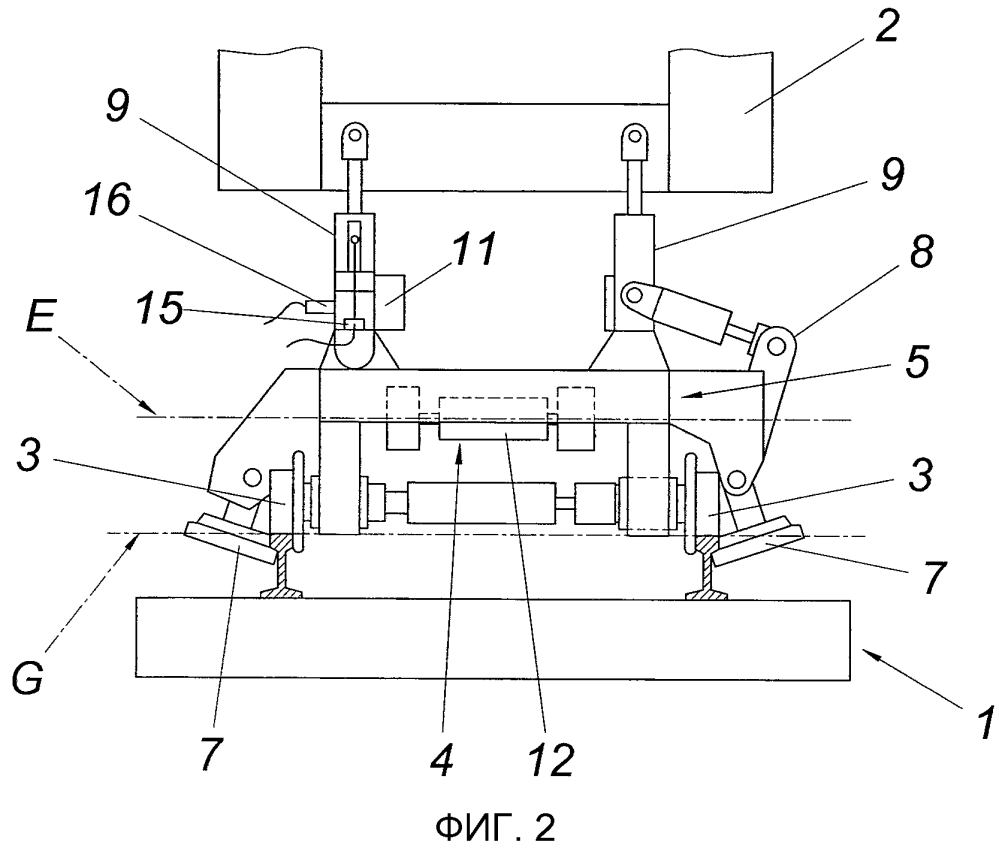 Устройство для уплотнения щебеночного основания рельсового пути