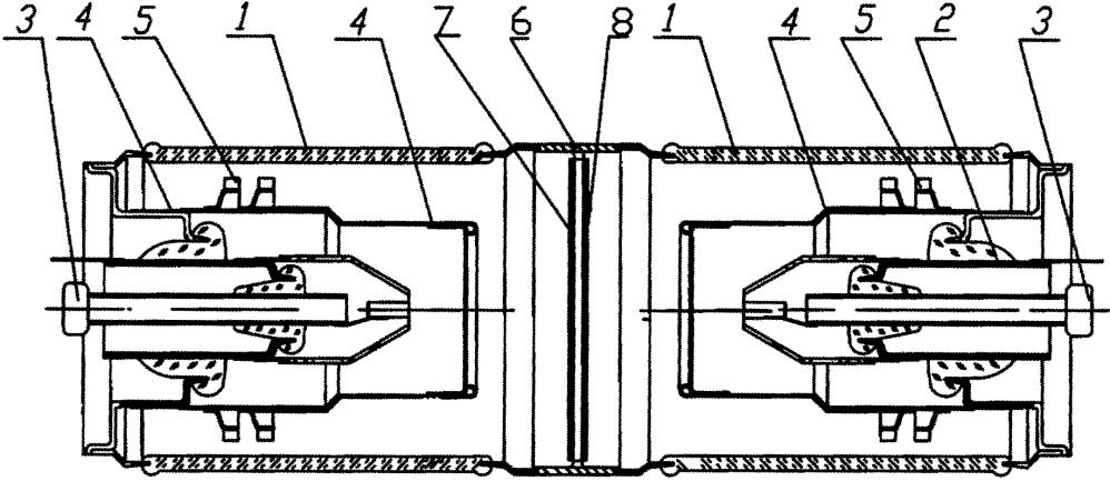 Вакуумная нейтронная трубка