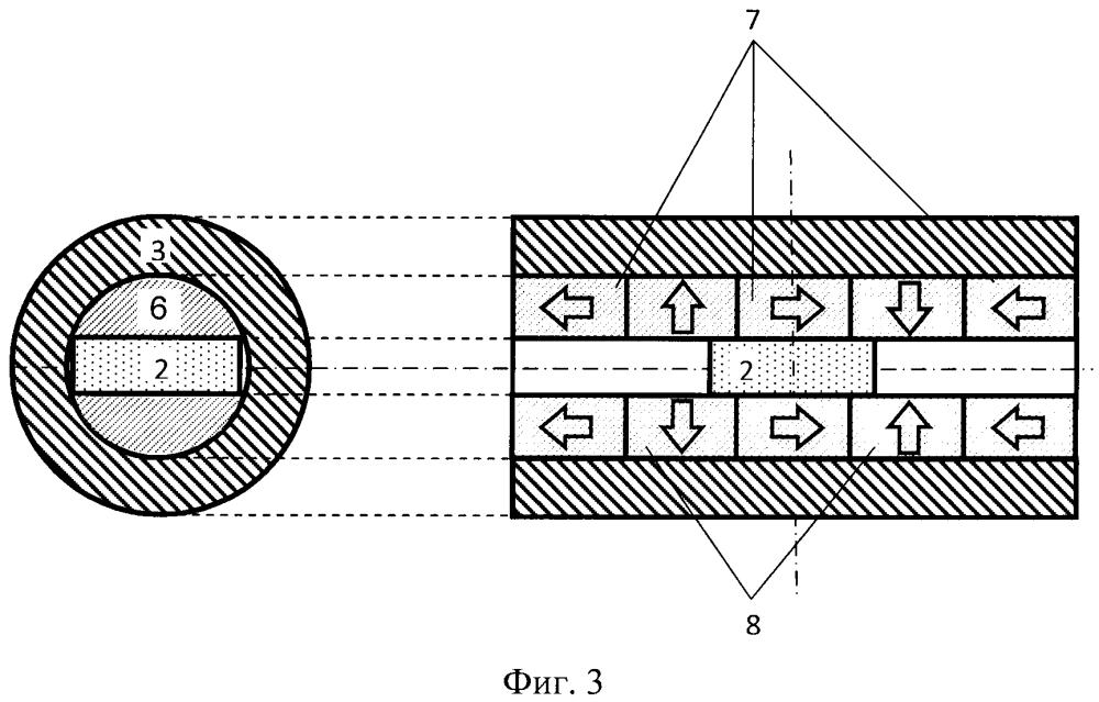 Изолятор фарадея для неполяризованного лазерного излучения
