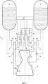 Реактивная двигательная установка и способ подачи топлива