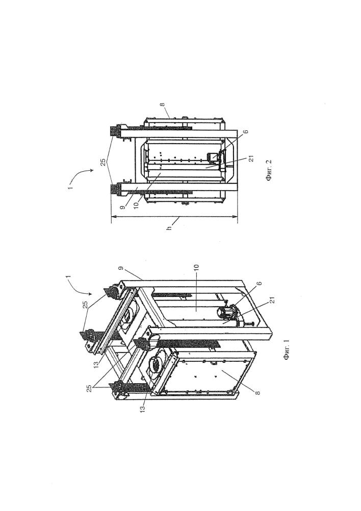 Способ и устройство фракционирования сыпучих материалов
