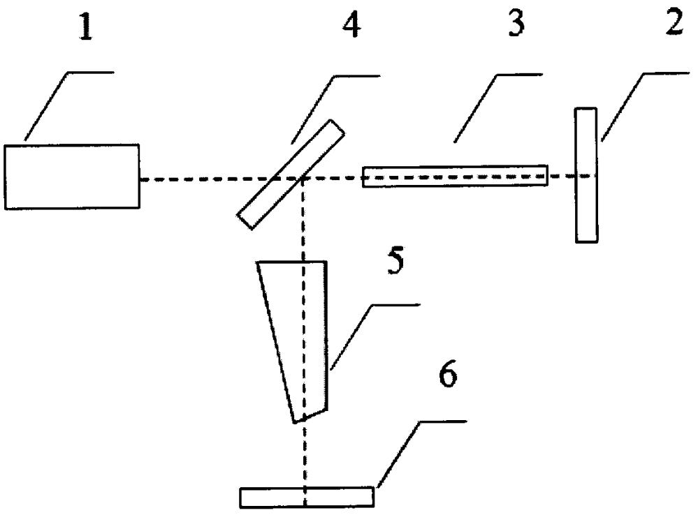 Гольмиевый лазер для накачки параметрического генератора света