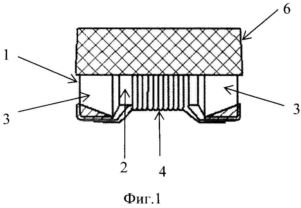 Чип-индуктивность для автоматизированного поверхностного монтажа