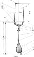 Рабочее колесо ротора компрессора низкого давления газотурбинного двигателя (варианты)