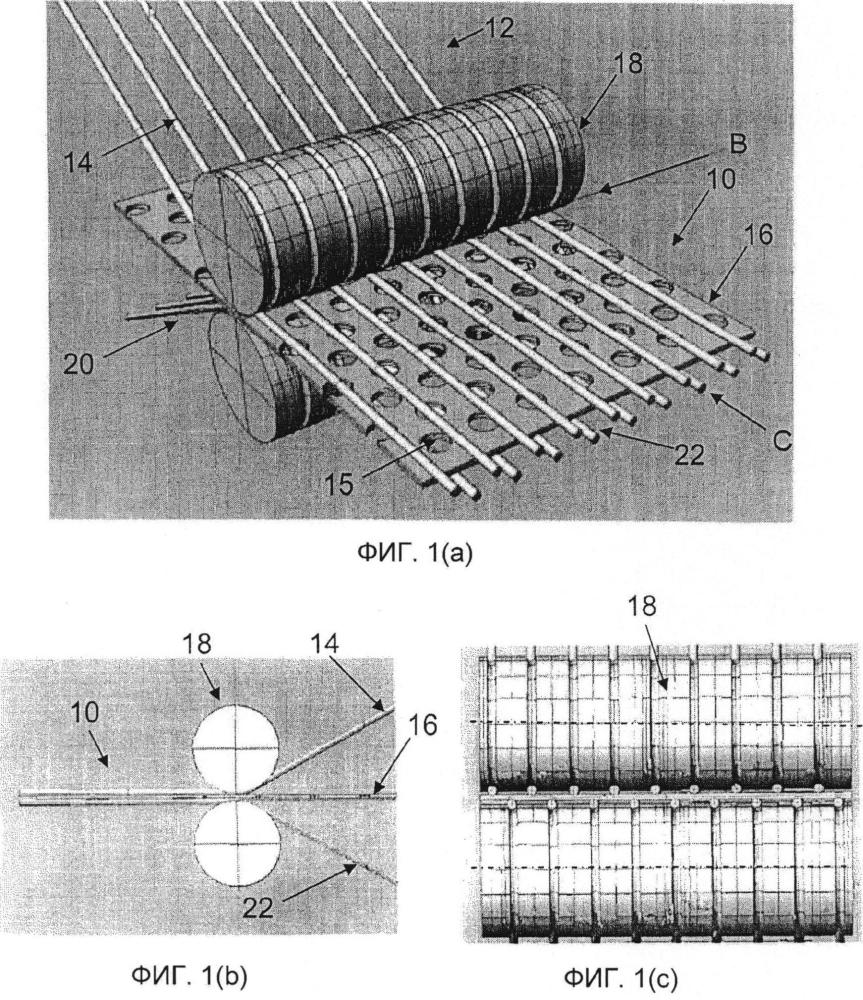 Сверхэластичная ткань и способ изготовления такой ткани