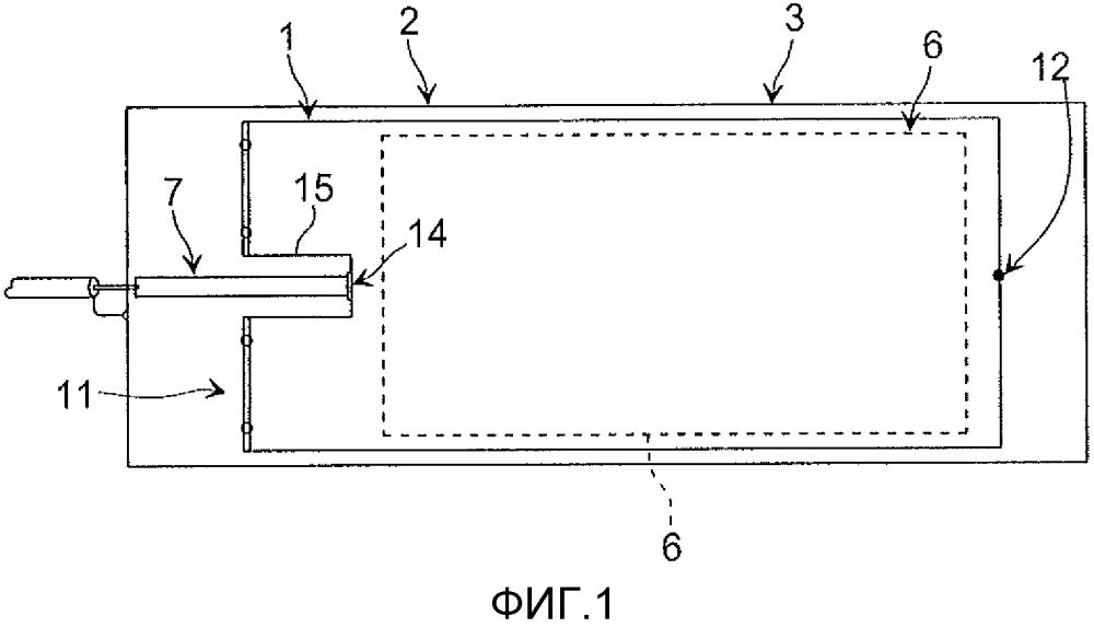 Компактная патч-антенна