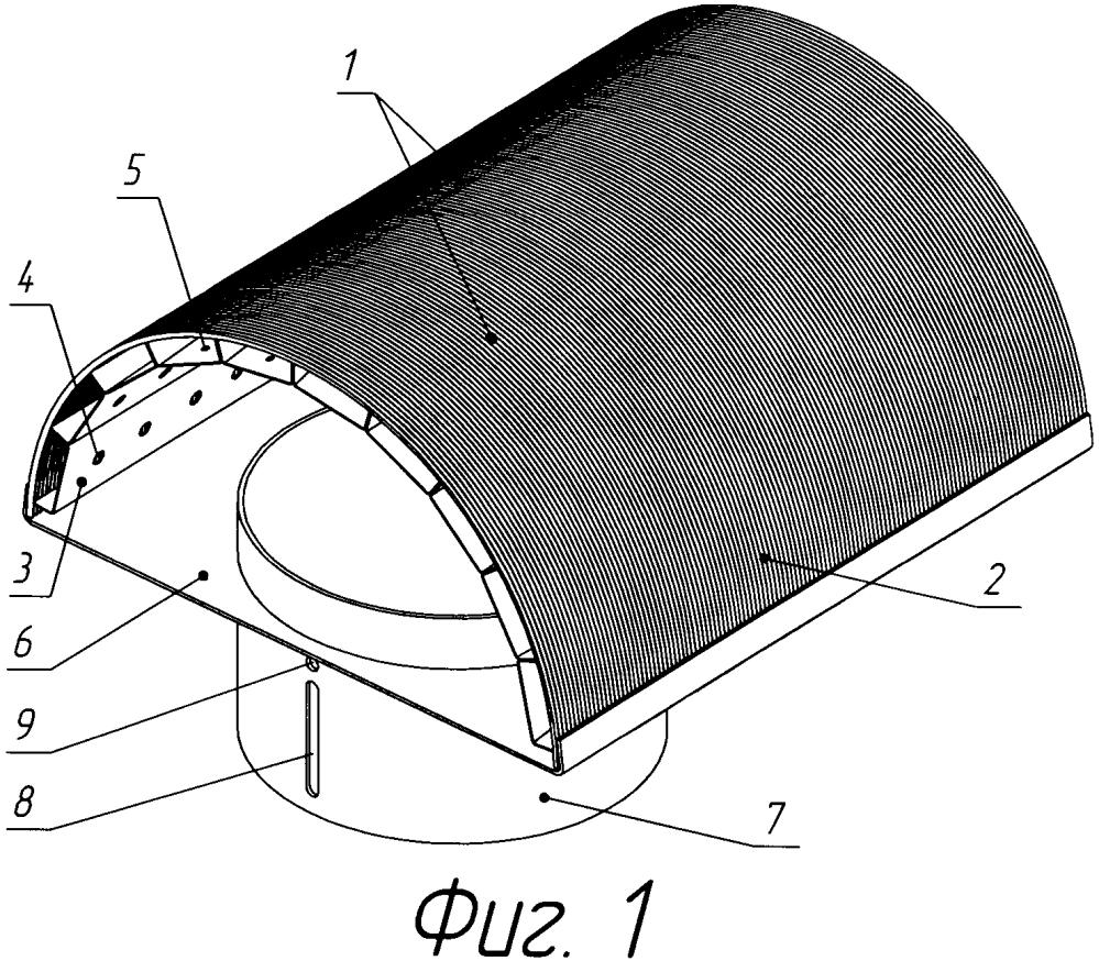 Дренажно-распределительная система безнапорных фильтров