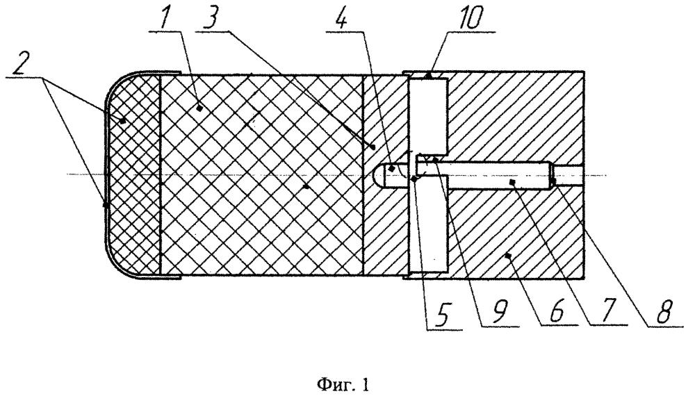 Способ отсечки фрагментов кумулятивной струи