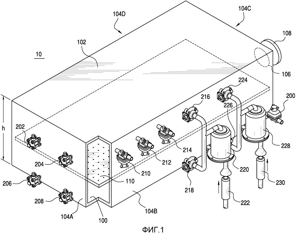 Промышленный твердофазный биореактор, промышленная твердофазная биореакторная система.