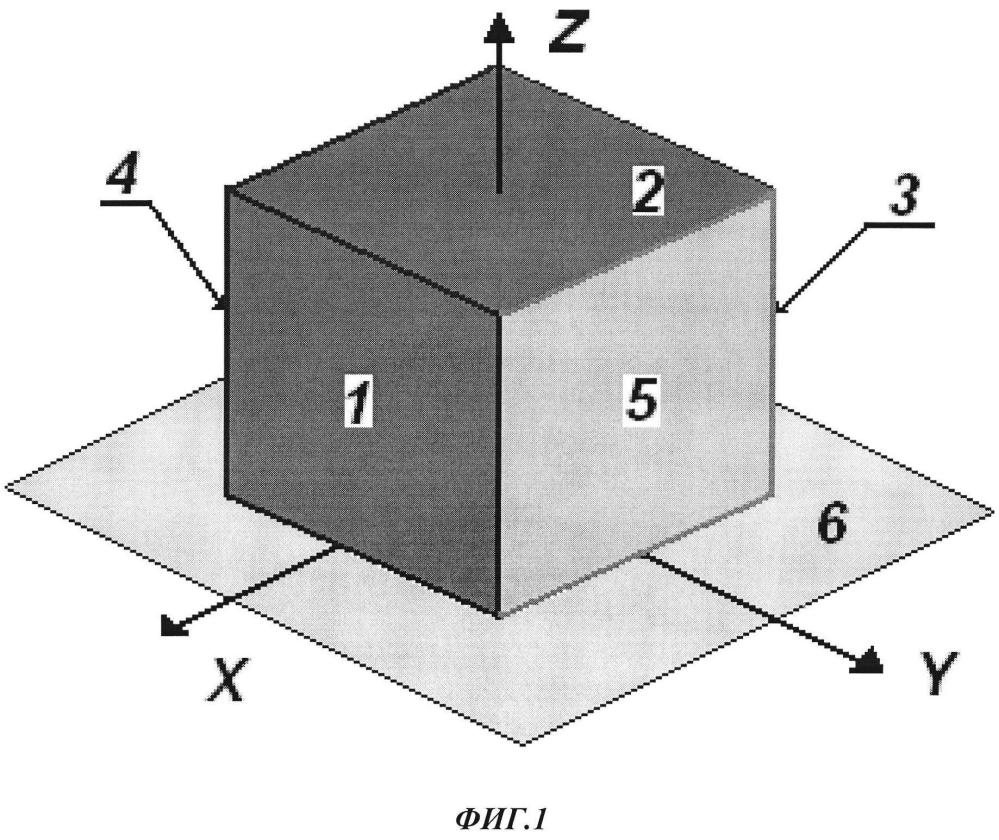 Детектор позиции отдаленного источника лучистого потока и способ ее определения им