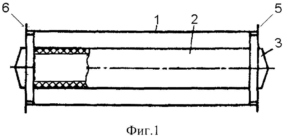 Комбинированный глушитель шума кочетова