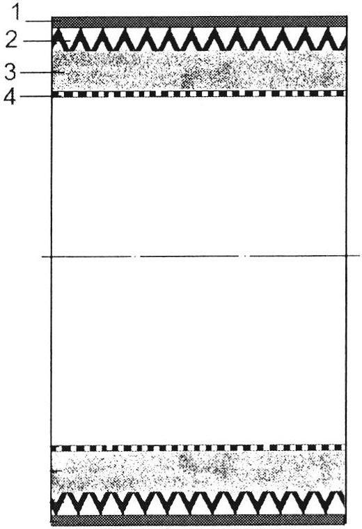 Звукопоглощающий элемент кочетова кольцевого типа