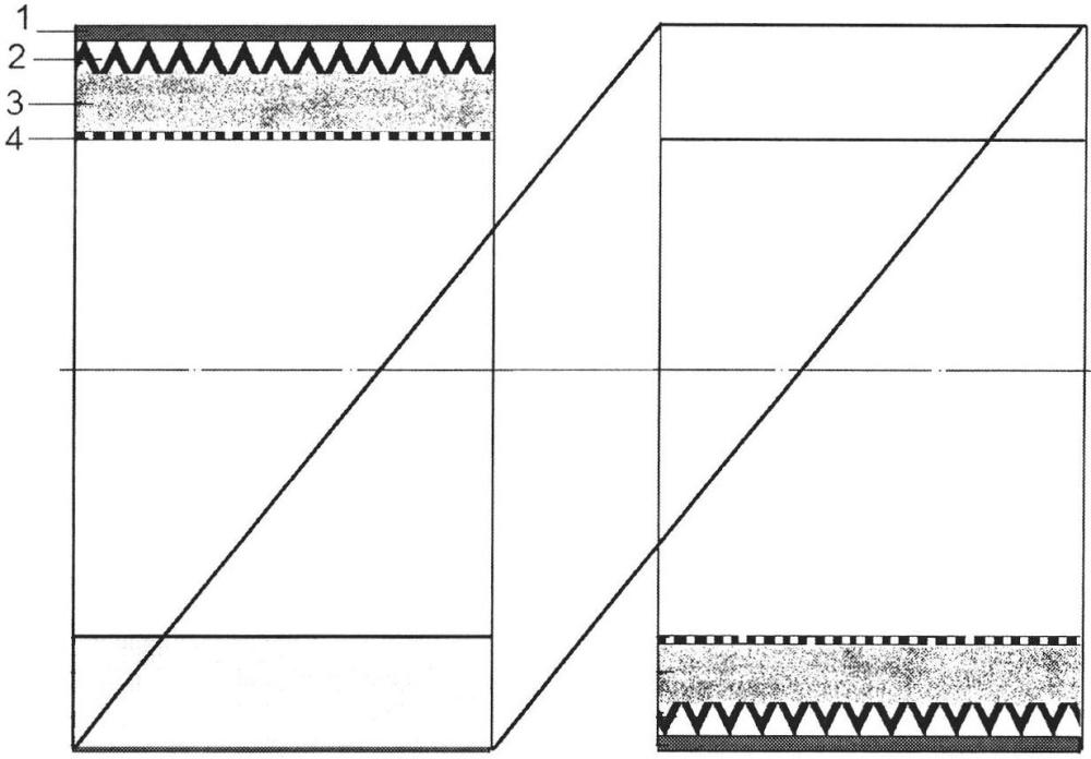 Звукопоглощающий элемент кочетова винтового типа