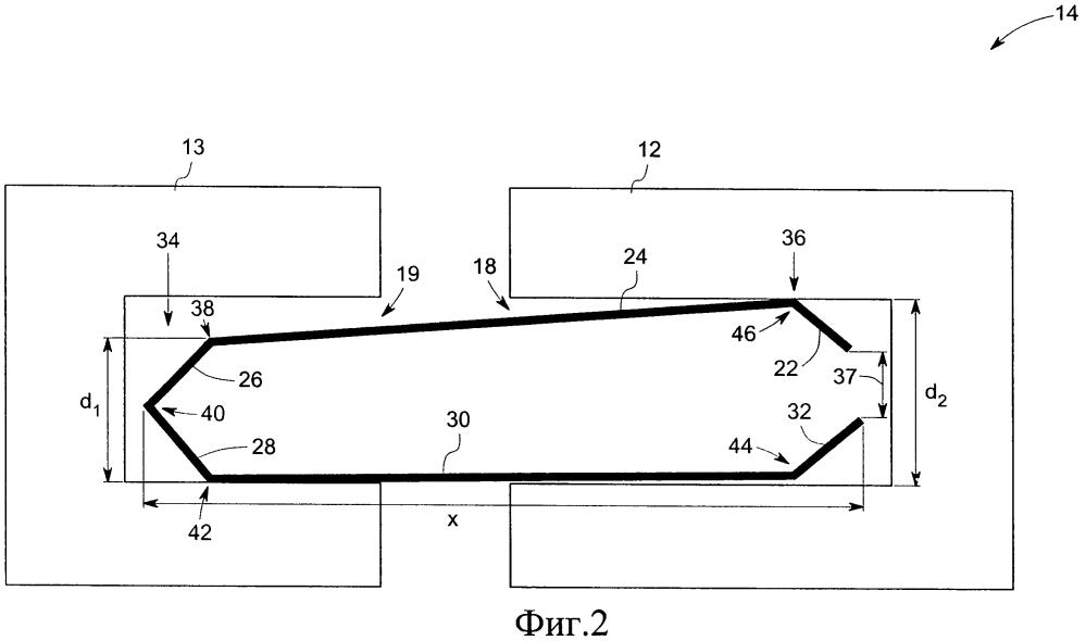 Уплотнительный узел, уплотнительная вставка и способ уменьшения протечек