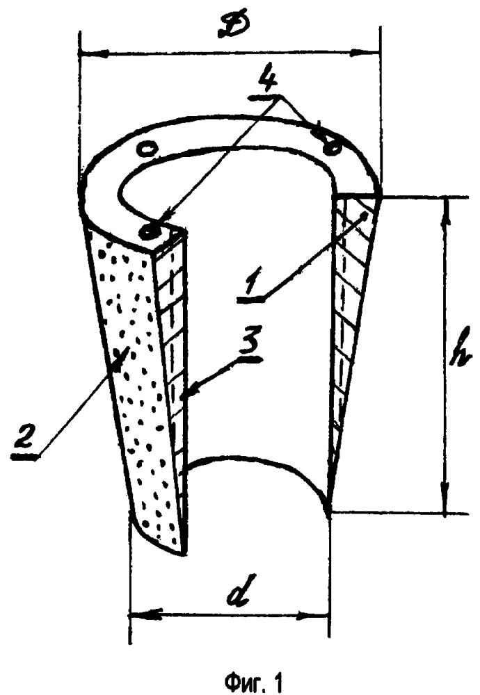 Устройство для восстановления утраченной костной ткани вокруг обнаженной поверхности имплантата и способ его использования