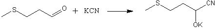 Чистый метод приготовления d, l-метионина