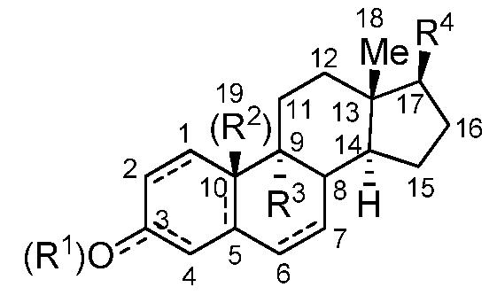 Пептиды глюкагонового суперсемейства, обладающие активностью относительно ядерных гормональных рецепторов