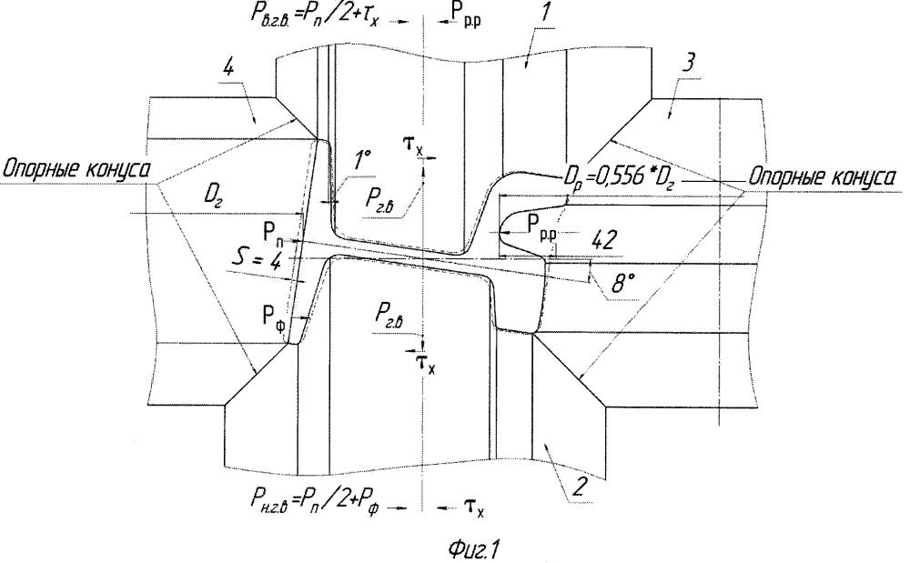 Способ прокатки трамвайных желобчатых рельсов и чистовой четырехвалковый калибр для прокатки трамвайных желобчатых рельсов