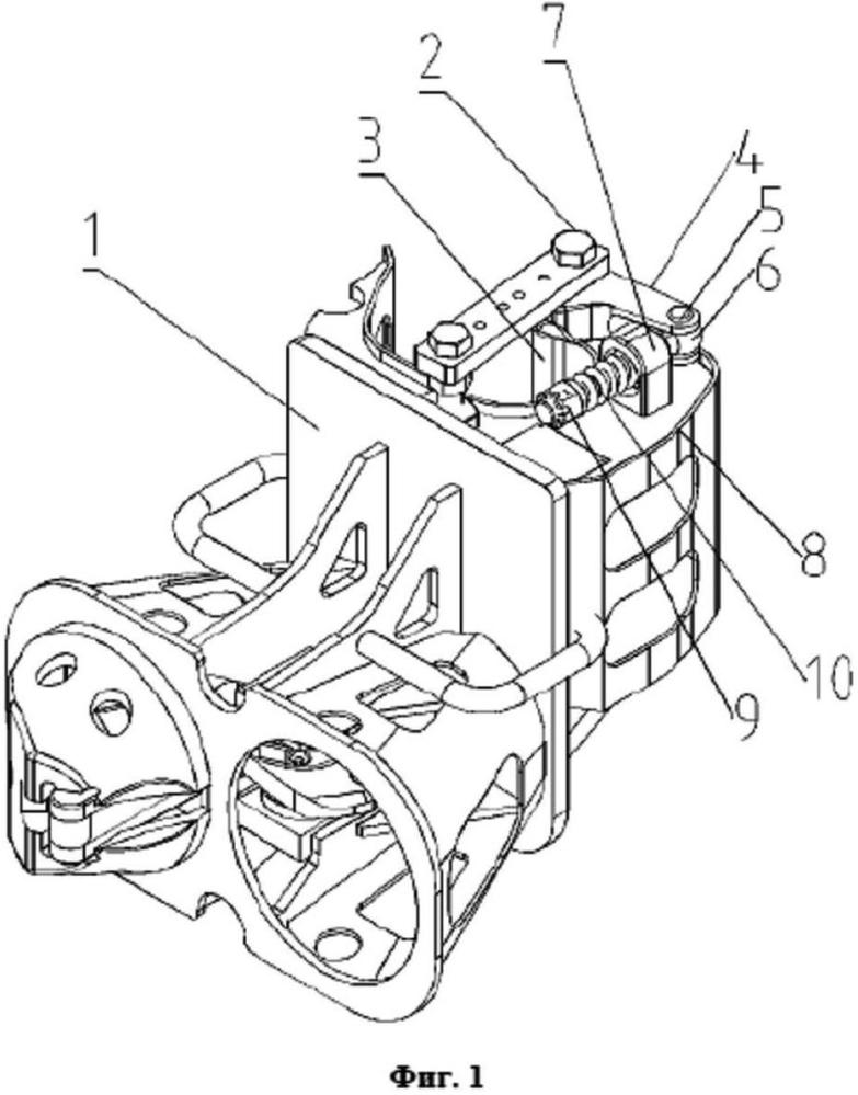 Балансировочное устройство для переходной автосцепки