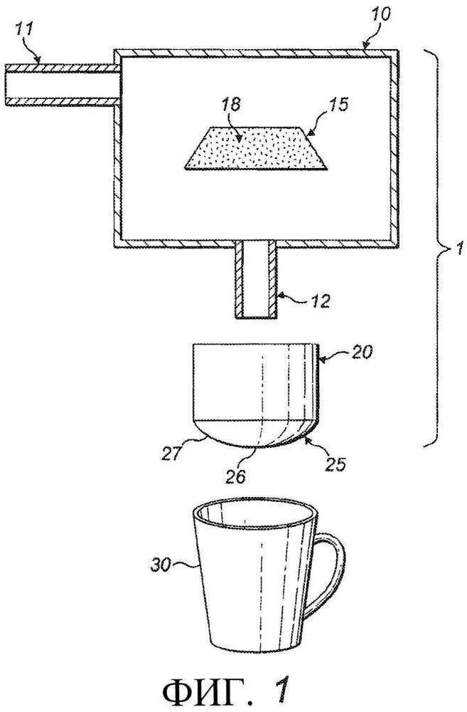 Улучшения, касающиеся машин для приготовления напитков