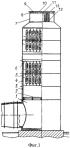 Многосекционный глушитель кочетова для снижения шума выхлопа газодинамических установок