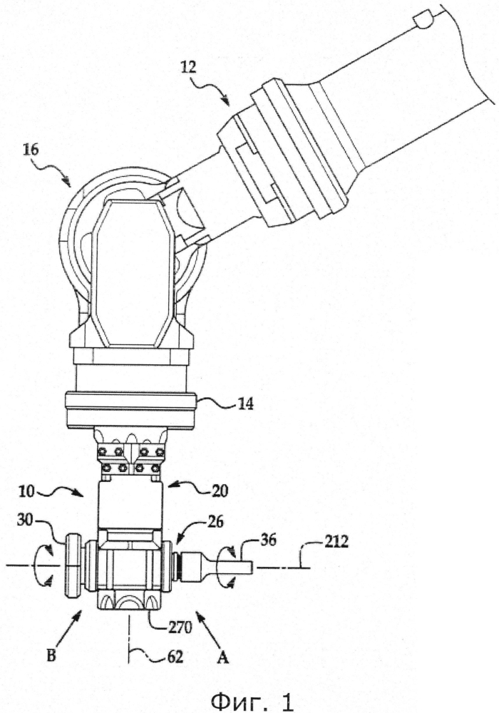 Устройство окантовочной головки и способ